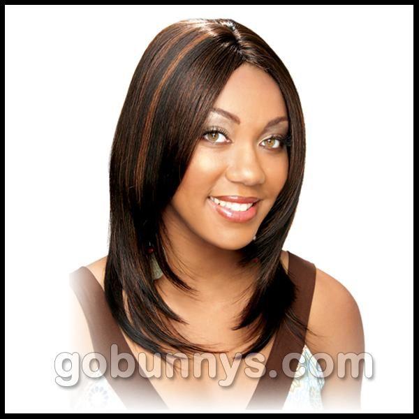 Zury Human Hair Blend Wigs 65