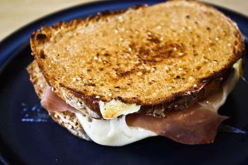 Tomato-Quinoa Bread grilled cheese   dessert picture hoarder's heaven ...