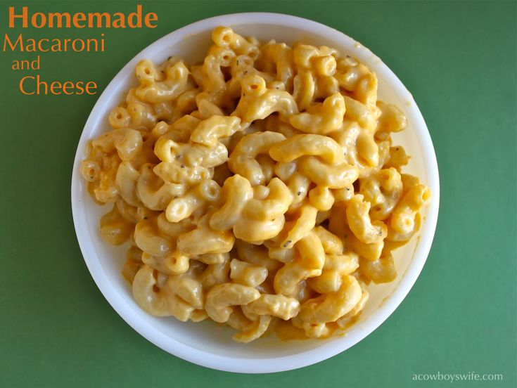 for Macaroni and Cheese with Garlic Bread Crumbs, Plain and Chipotle ...