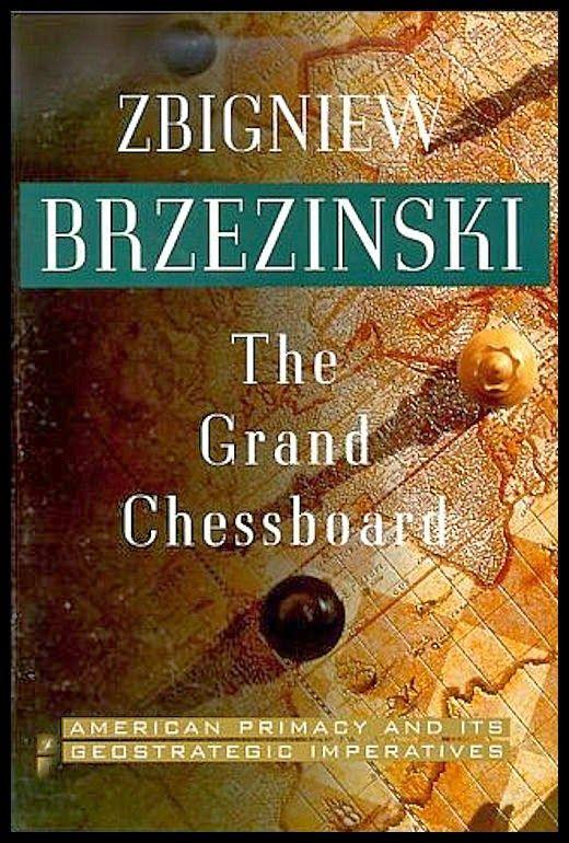 zbigniew brzezinski the grand chessboard ukraine