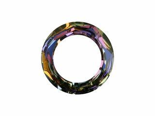 4139 20mm Cosmic Ring Crystal Volcano
