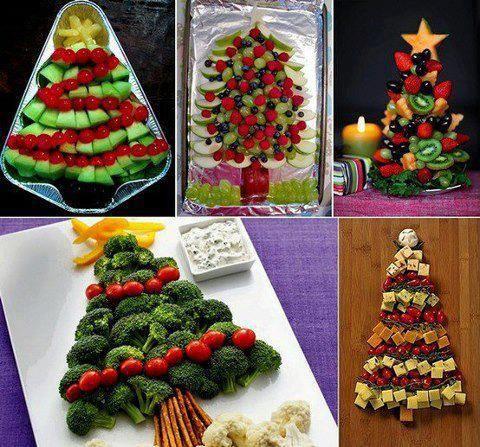 Creative christmas snack ideas christmas ideas pinterest for Xmas creative ideas