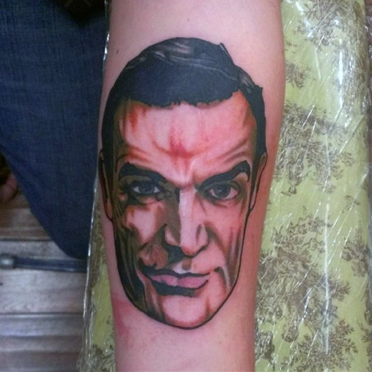 Pinterest discover and save creative ideas for Sean connery tattoos