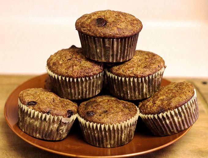 Gluten Free Oatmeal Muffins   Breads, Biscuts, Rolls, Muffins & Scone ...