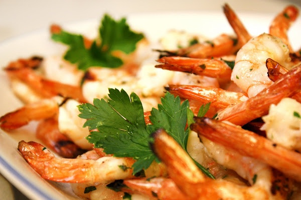 Grilled Shrimp Scampi | yummy food | Pinterest