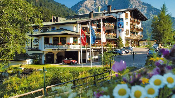 Klosters Dorf Switzerland  city photos gallery : Wellness Hotel Walserhof in Klosters Dorf, Switzerland
