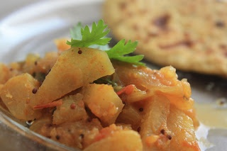 Turnip Masala Recipe — Dishmaps