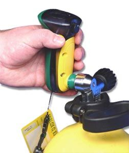 Analox diving equipment