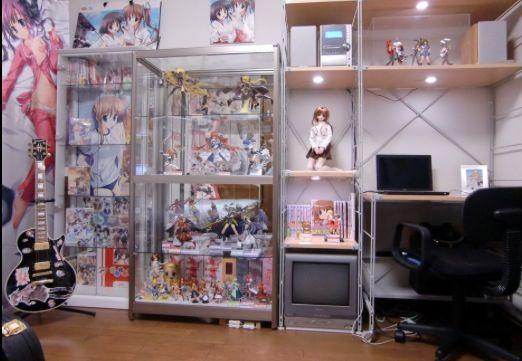 Anime room anime theme room pinterest for Anime themed bedroom ideas