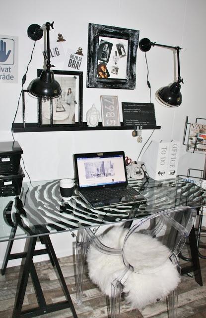 Ikea Poang Chair For Nursing ~ Ikea Glasholm desk  Home Design  Pinterest