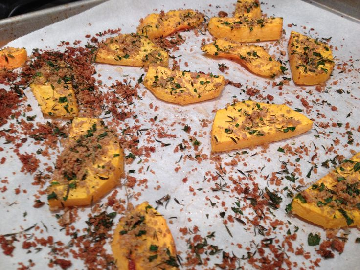 butternut squash the fixation files parmesan crusted butternut squash ...