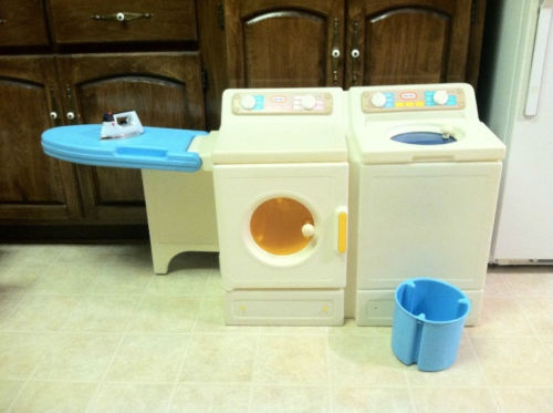 little tikes kitchen and laundry - creepingthyme