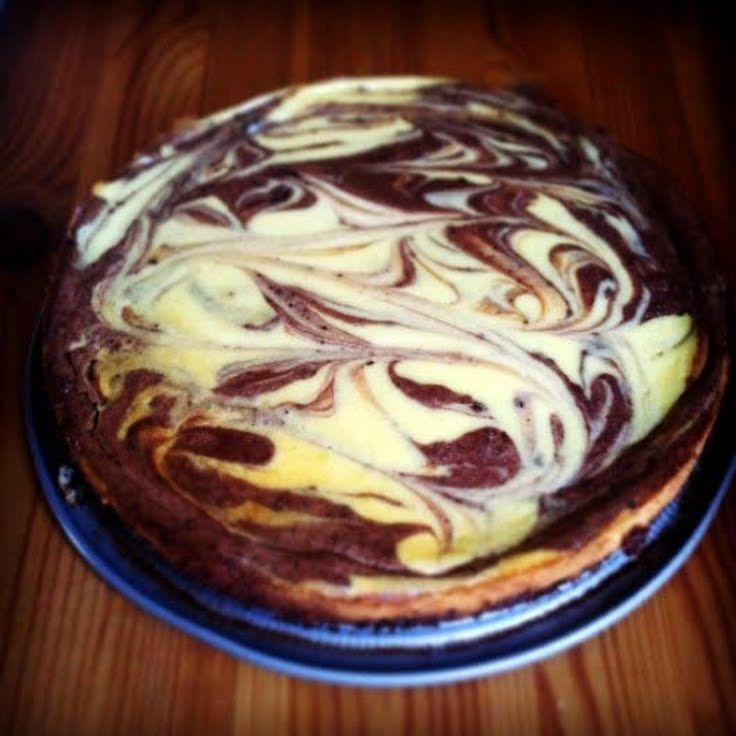 "Marble Cheesecake! ""fantastic recipe! only I made a little more of the ..."