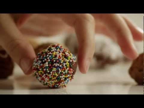 How to Make Easy Decadent Truffles | ~TRUFFLE~La~la~la~ | Pinterest