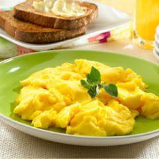 Simple Scrambled Eggs   breakfast   Pinterest