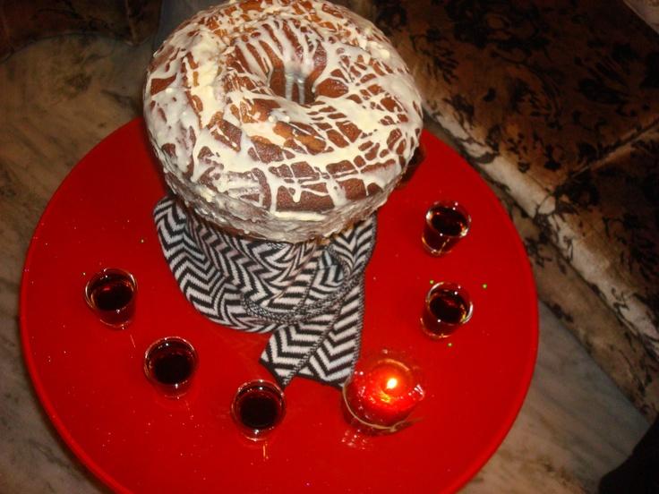 Grandma's caramel cake... | The Help Theme Dinner | Pinterest