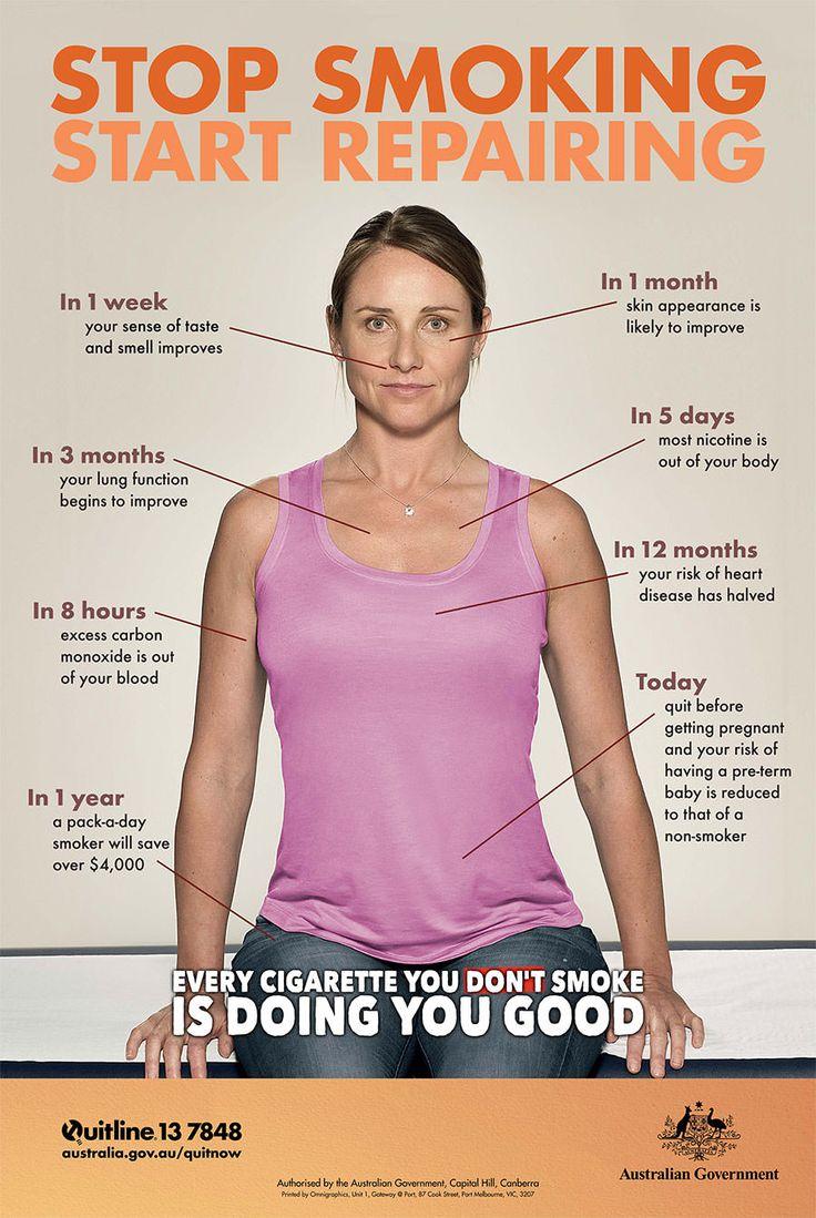 5 Great Reasons to Quit Smoking