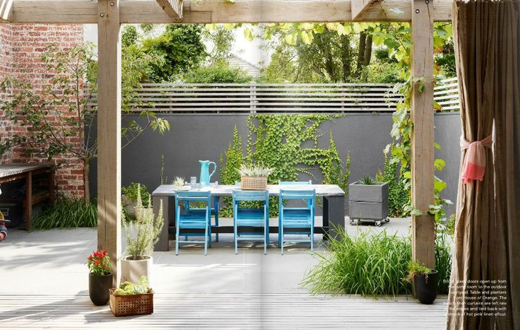 Jardin moderno for Patios y jardines modernos