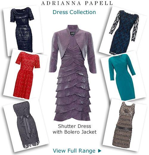 Bolero dress tuck pleated shift bodycon dresses occasion outfits