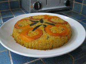 Quinoa Pie with Butternut Squash | via Tali Sedgwick, RD