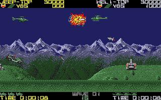 Silkworm - Amiga - 1989
