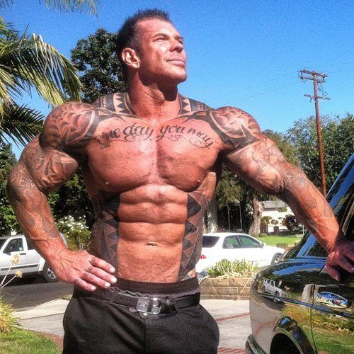 Rich Piana is looking more and more bizarre by the day - Bodybuilding.com Forums