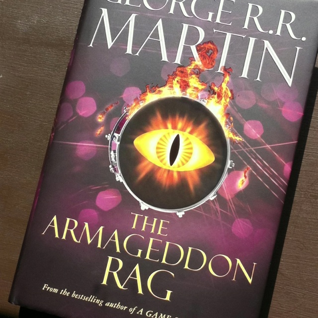 The Armageddon Rag by GRRM