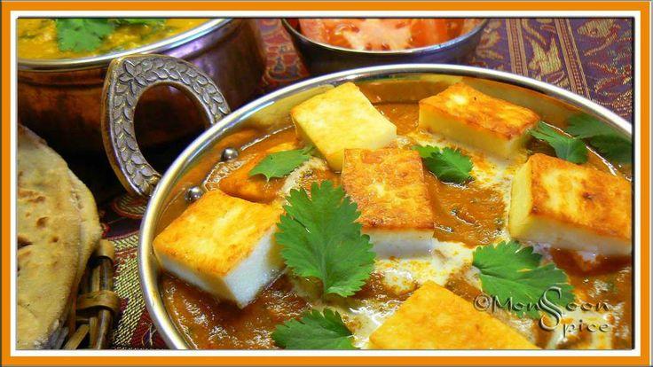 Monsoon Spice: Paneer Makhani/Paneer Butter Masala