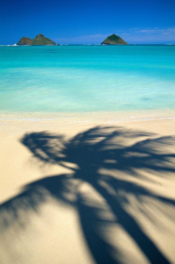 ✯ Oahu, Lanikai Beach