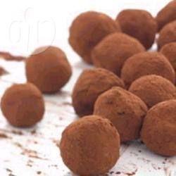 Recipe photo: Very easy chocolate truffles