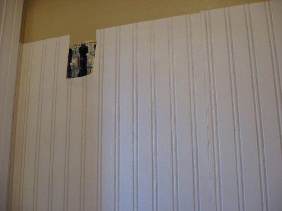 beadboard wallpaper on the - photo #37