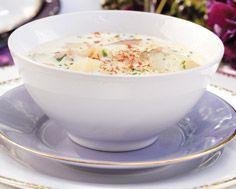 Parsnip & Peameal Chowder | Souper Good | Pinterest