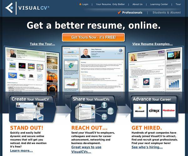 how to create an online portfolio free