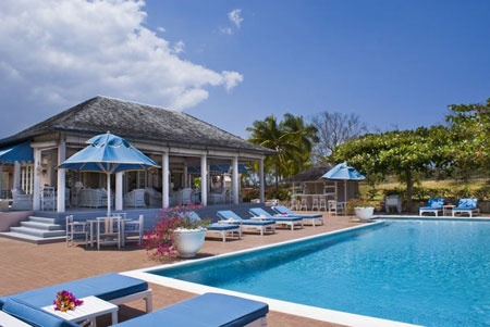 Bumpers Nest is a two bedroom deluxe #villa, located inside the #TryallClub, #Jamaica