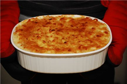 Truffled mac and cheese | Mac n Cheese | Pinterest