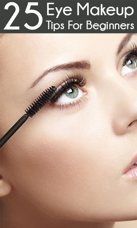 Eye Makeup Tips Beginners