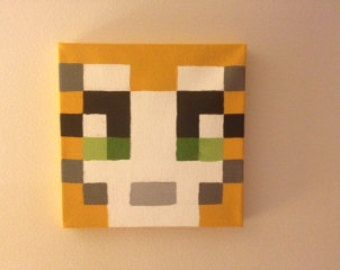 stampy cat birthday cake - Google Search | youtubers ...