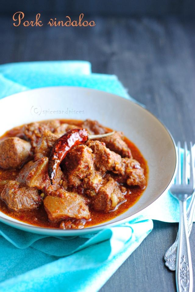 Pork Vindaloo | Main Meal | Pinterest