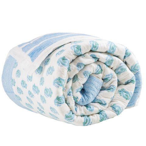 Eilza Blue Quilt