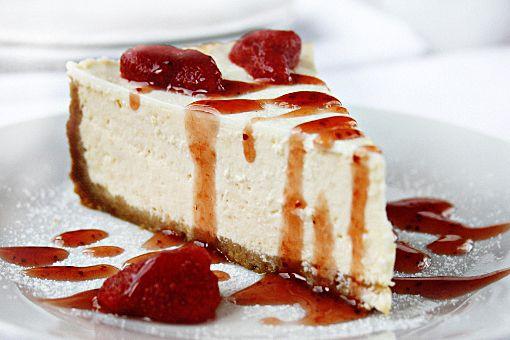 Alicia Rogers New York Cheesecake, my favorite cheesecake recipe so ...