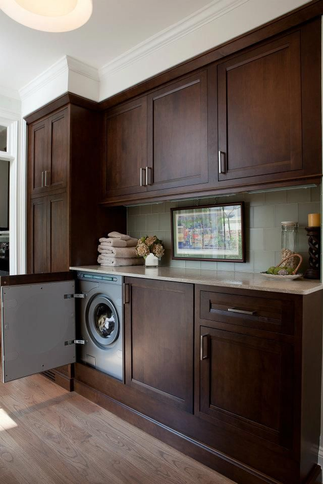Laundry Room Decor Ideas For The Home Pinterest