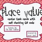 This download comes with 12 center tasks to reinforce place value skills.  It focuses on place value to the hundred-thousands place. I've inclu...