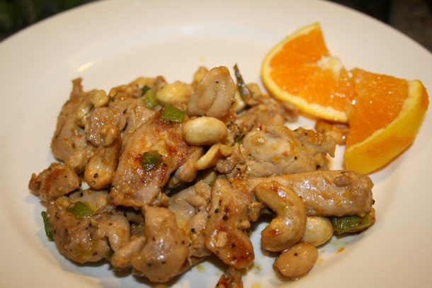 chicken asparagus and cashew chicken stir fry cashew chicken salad ...