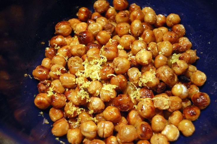 fried chickpeas | it's vegan | Pinterest
