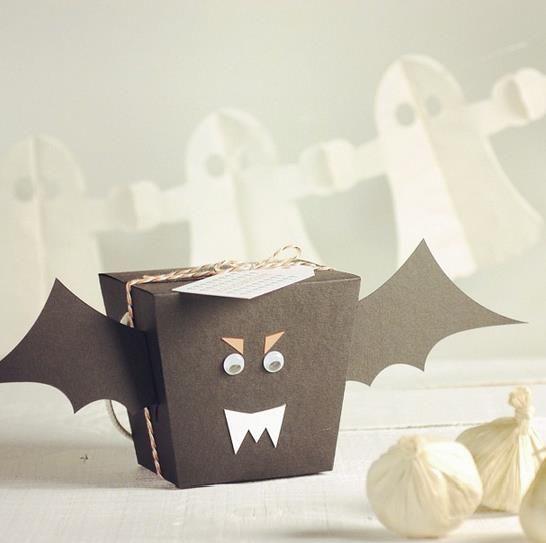 Decoraci n halloween selfpackaging ideas para halloween - Decoracion de halloween ...