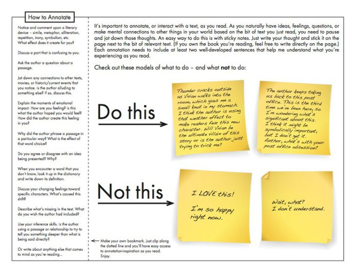 annotations for books Owl eyes is an improved reading and learning experience for students, teachers, and everyday readers incorporate expert annotations, quizzes, and insights into your.