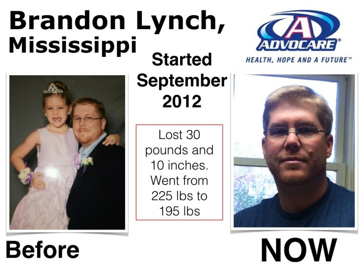 Results From Advocare