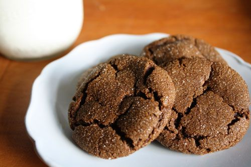 Chewy Chocolate-Gingerbread Cookies | Cupcakes and Cookies | Pinterest