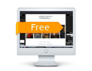 how to create a free website with html