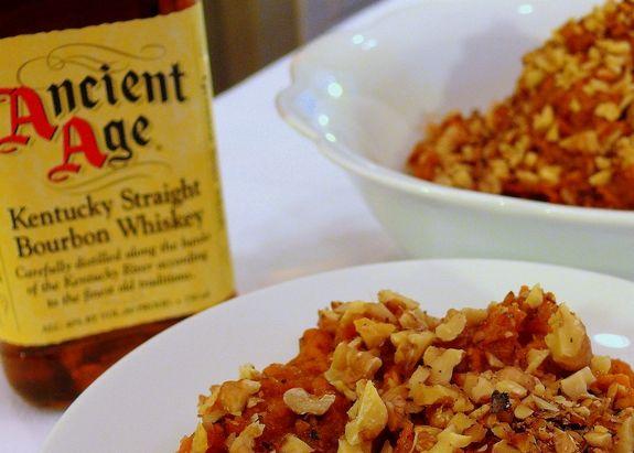 Bourbon-Walnut Sweet Potato Mash (i saved the recipe and will let you ...